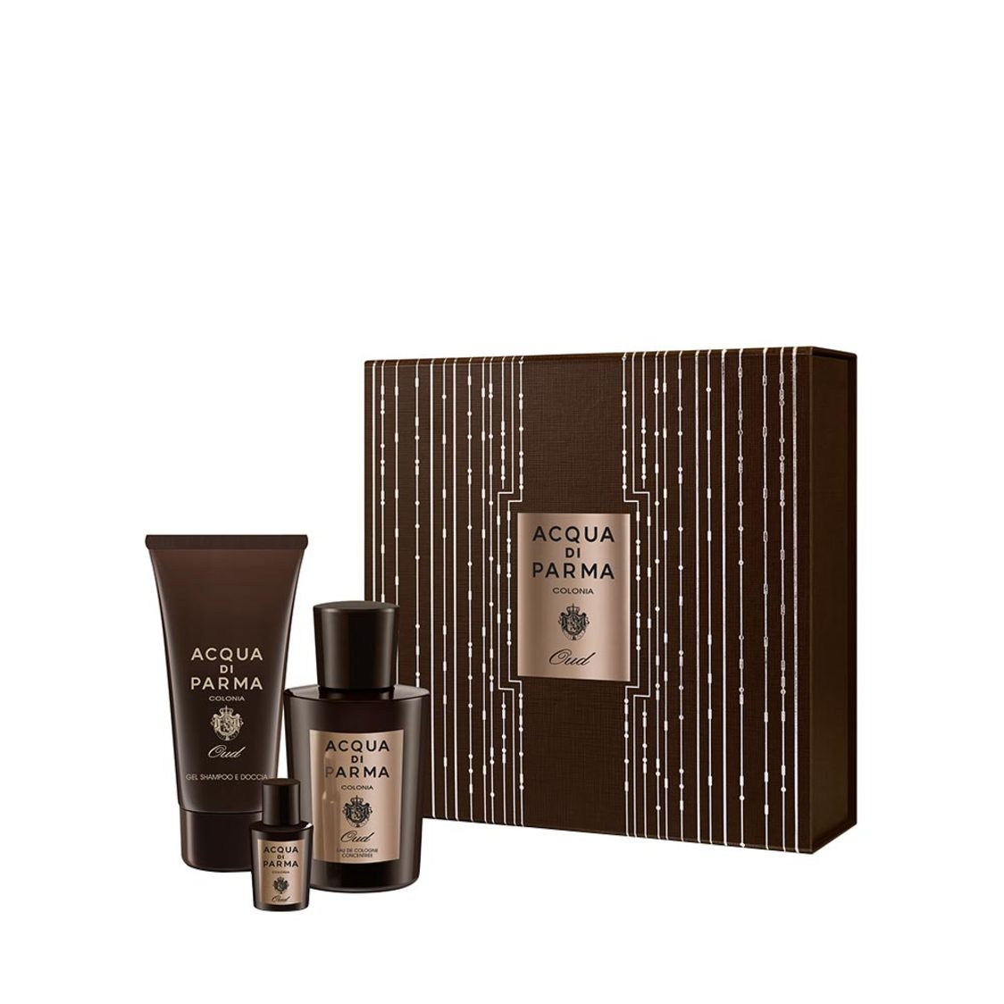 Ingredient Collection Set Oud