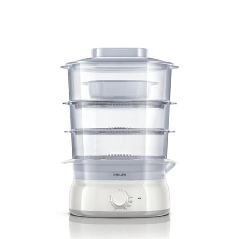 Philips Daily Collection 900W Food Steamer HD9125