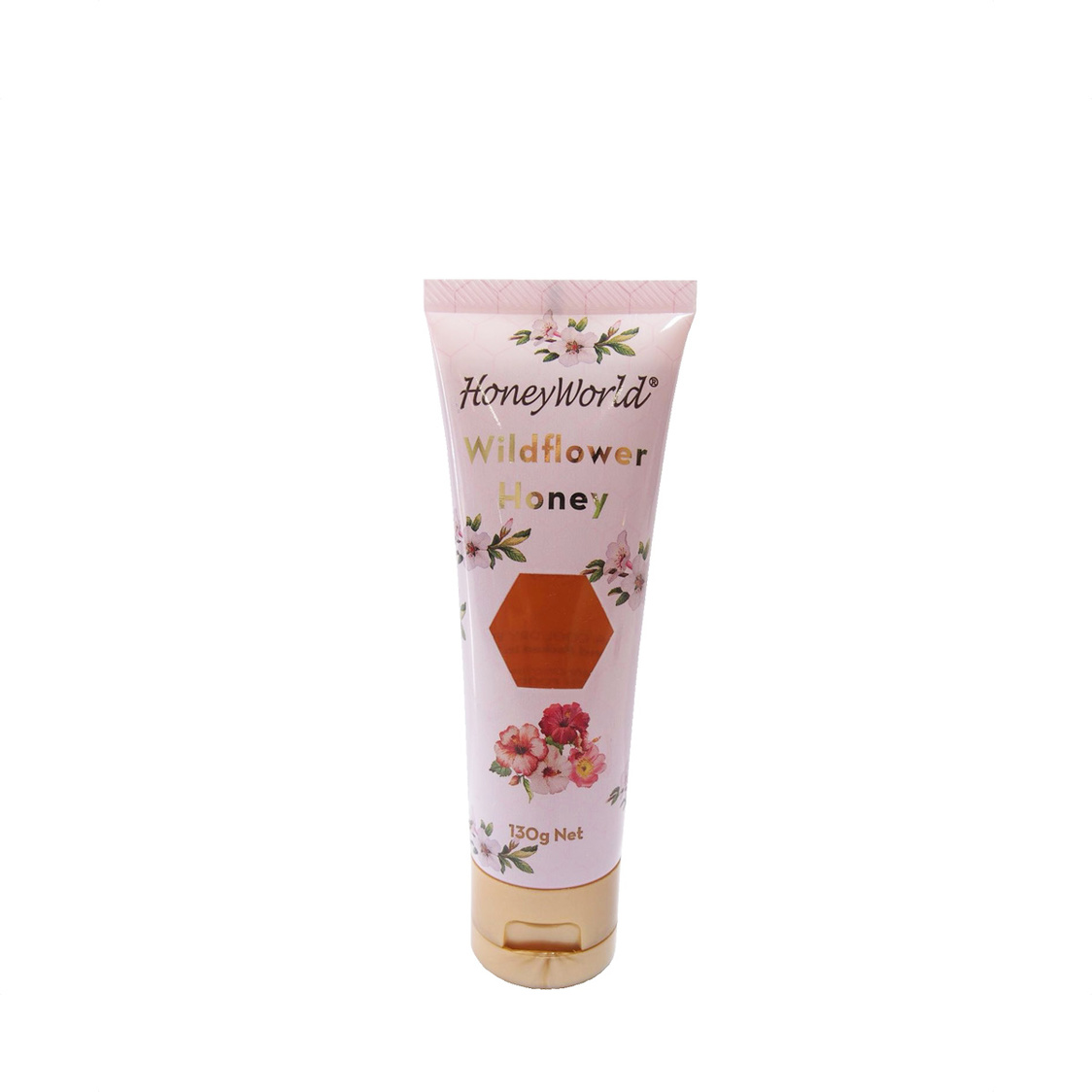 Thailand Wildfower Honey In Tube 130g