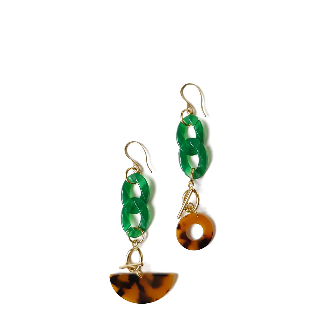 Arry Earrings Jade