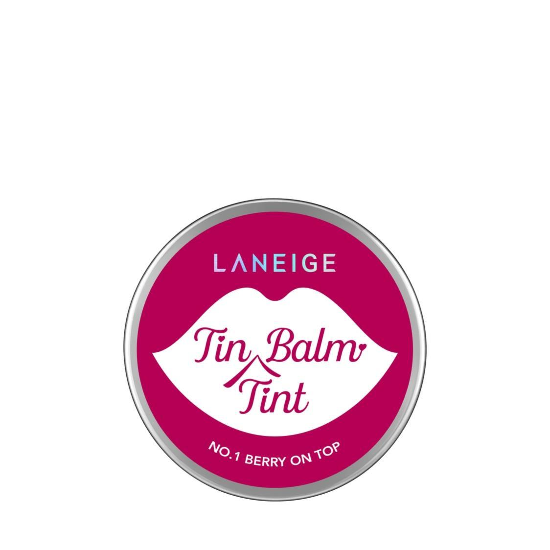 Tin Tint Balm No8 Born Chic