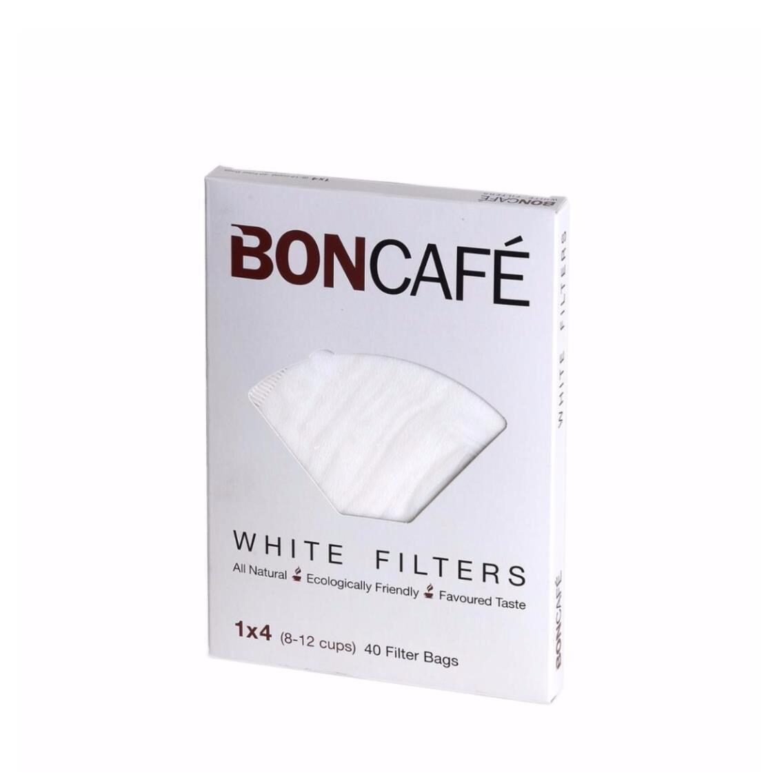 Filterbags White 40s 1x4