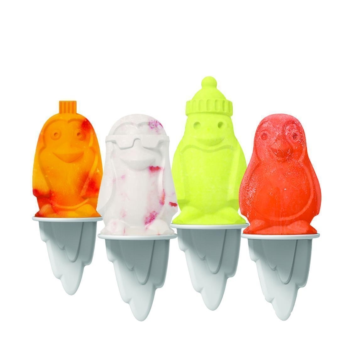Penguin Pop Molds