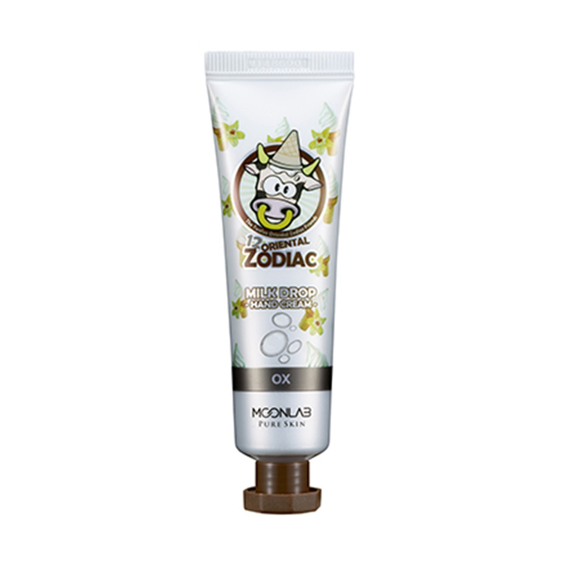 MoonLab Zodiac Handcream 30ml - Cow