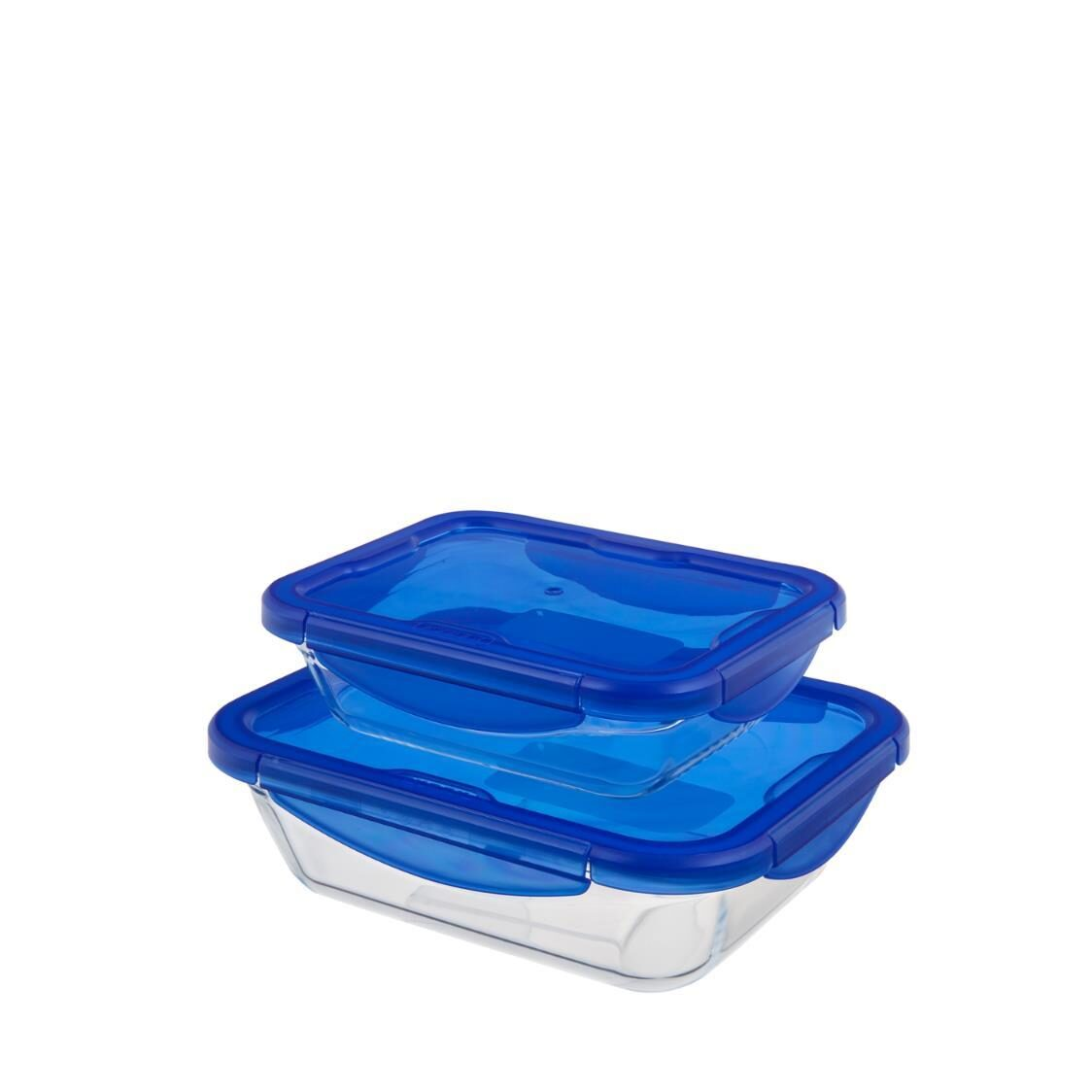 Pyrex Cook  Go Rectangular Dish Set