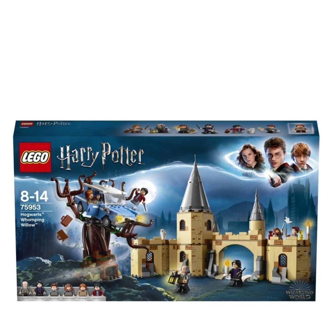 Hogwarts Whomping Willow 75953