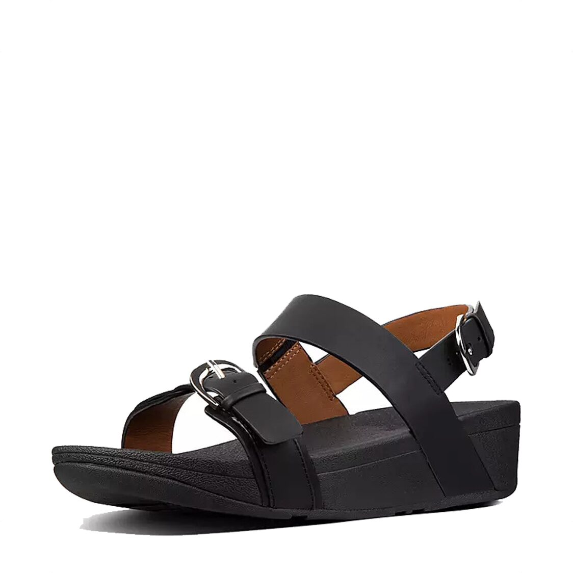 FitFlop Edit Sandal Back-Strap Sandals Black