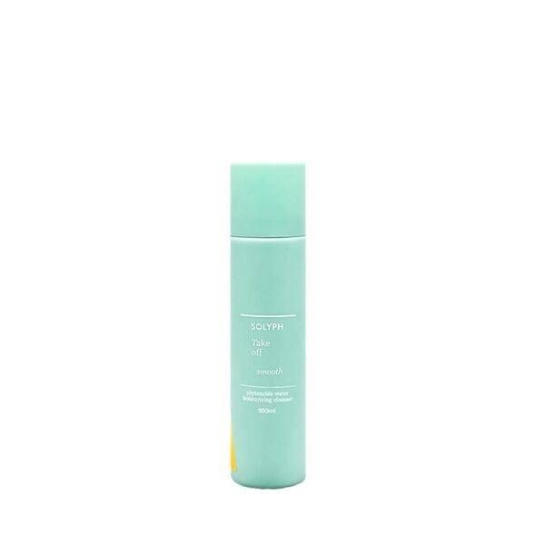 Solyph Take Off Smooth Phytoncide Water Moisturising Cleanser 100ml