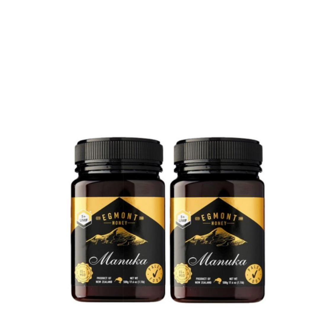 Manuka UMF 5 500g Twin Pack