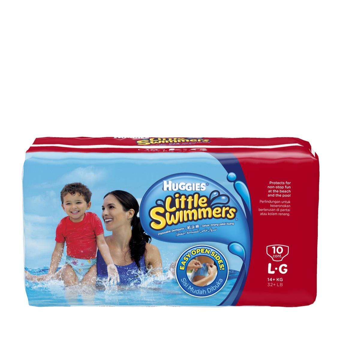 Huggies Little Swimmers 10s L
