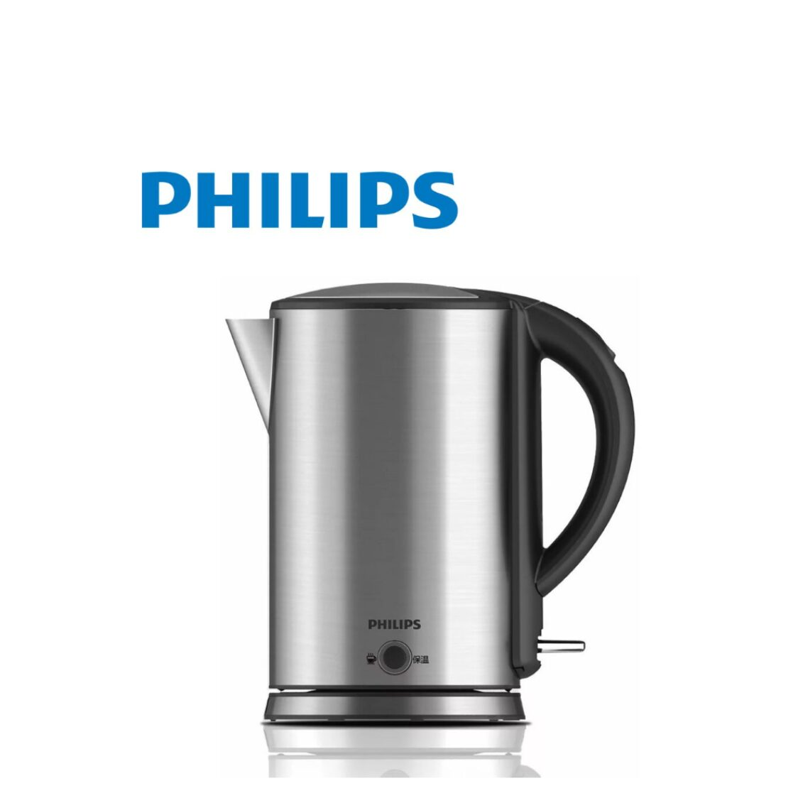 Philips Stainless Steel Kettle 17L HD931603