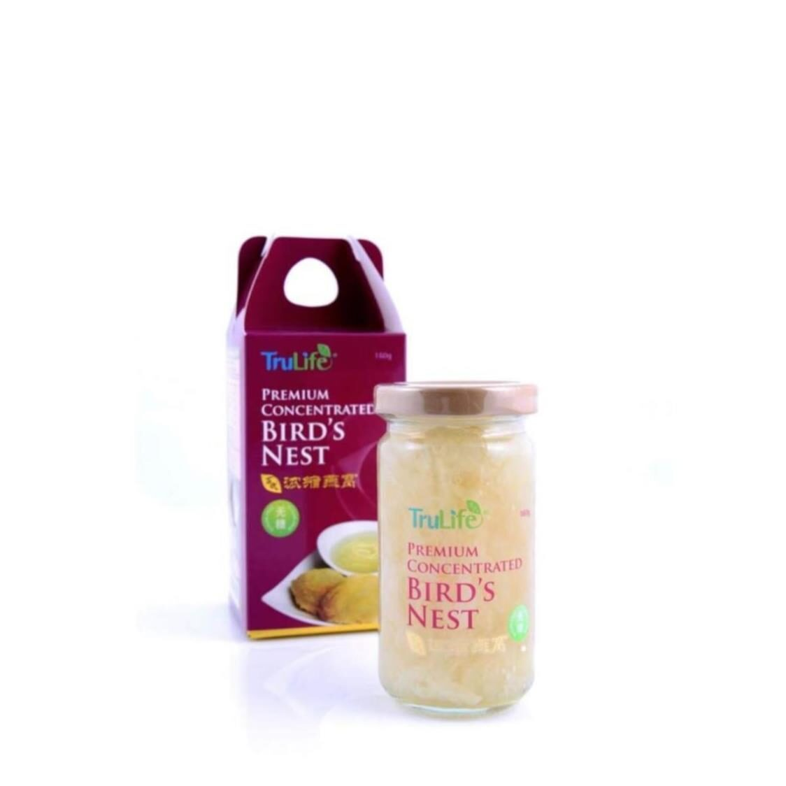 Premium Concentrated Birds Nest Sugar-Free 160g