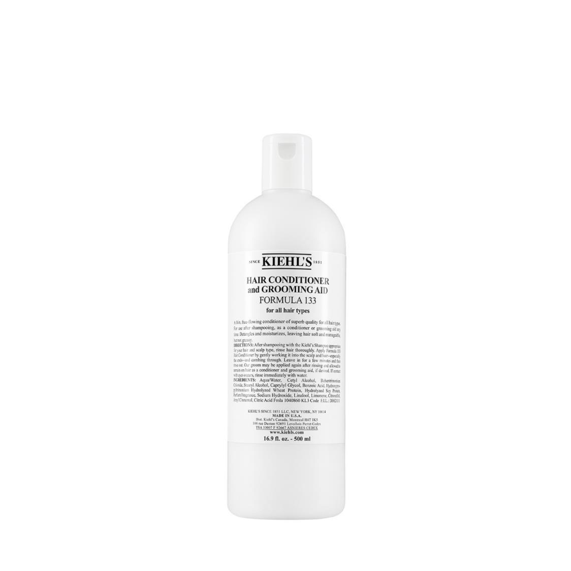 Hair Conditioner AndGrooming Aid Formula 133 500ml