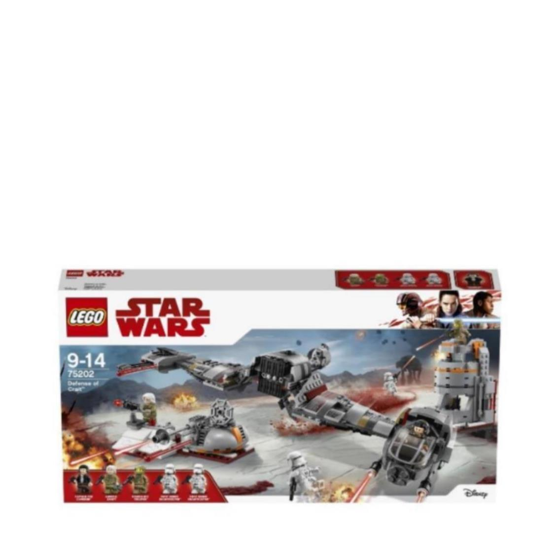 Defense Of Crait 75202