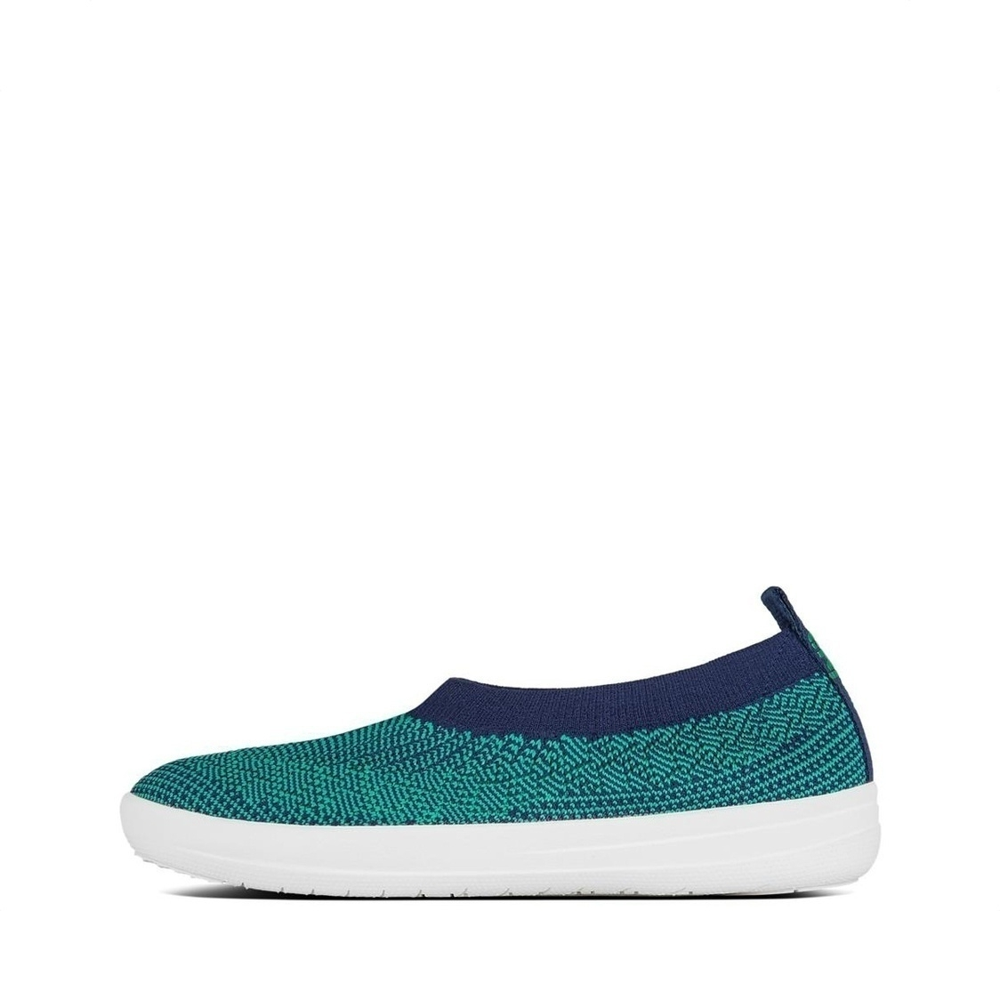 berknit Slip-On Ballerinas