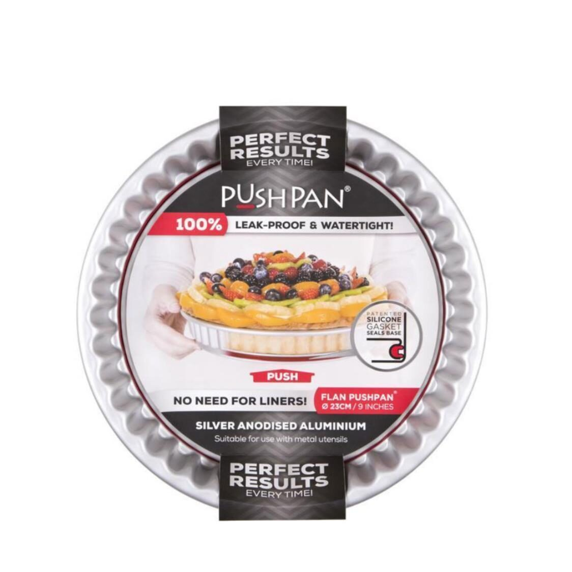 Round Flan And Quiche Pan 23cm