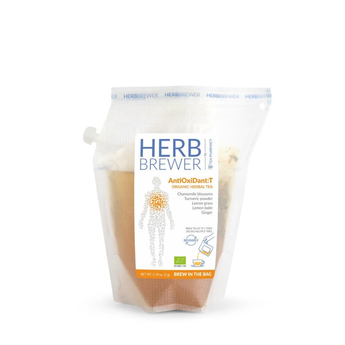Herb Brewer Tea - Antioxidant 5g