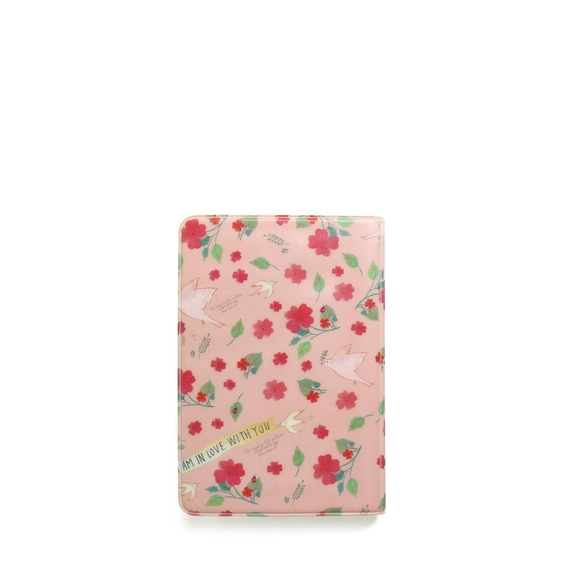 Willow Soft Passport Cover Pink