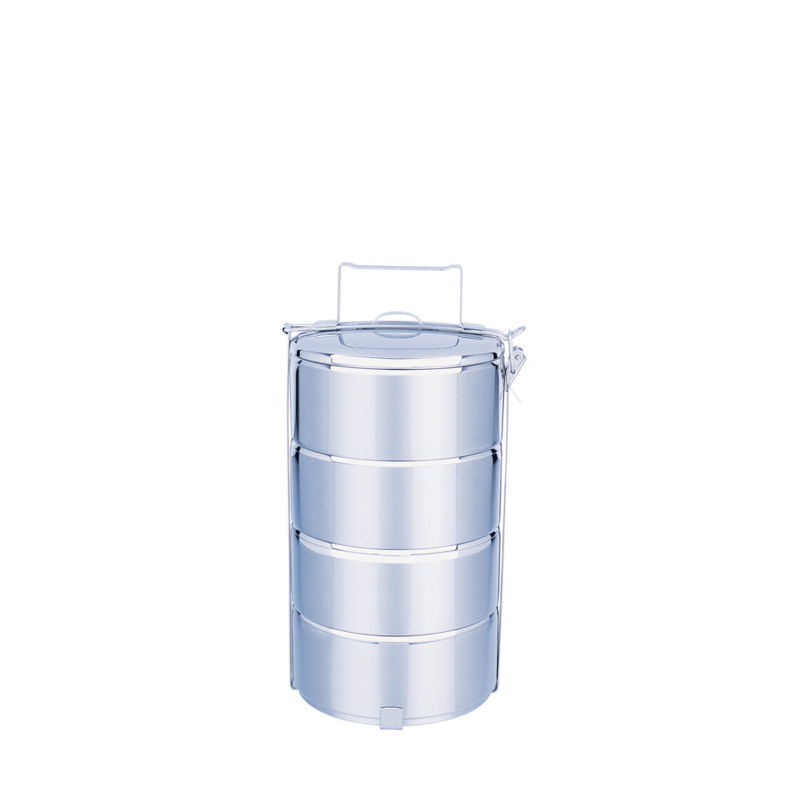 Stainless Steel Food Carrier 14X4 Sun