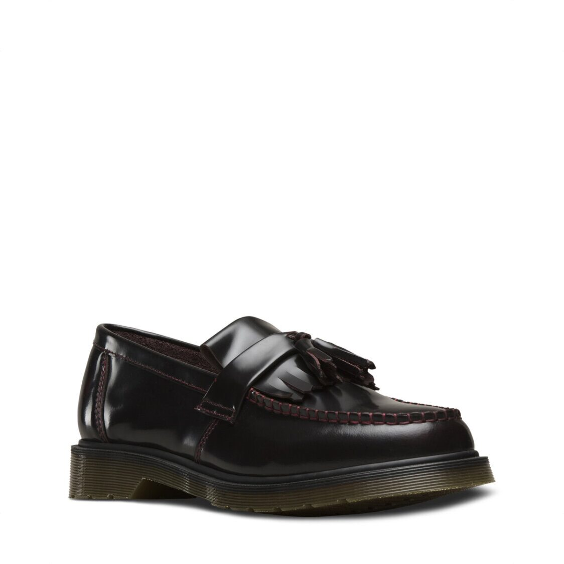 Dr Marten Adrian Arcadia Leather Tassle Loafers