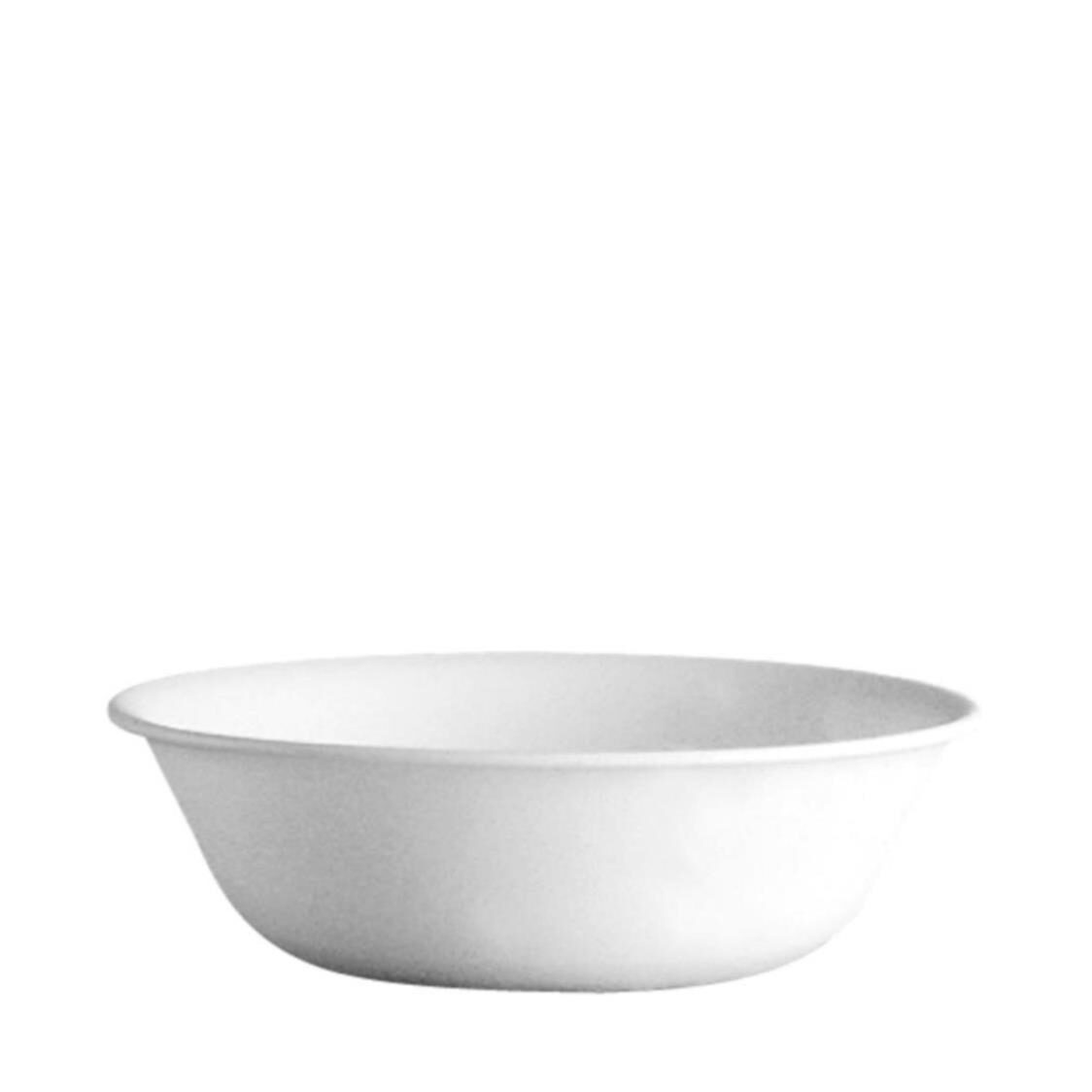 Serving Bowl Winter Frost White