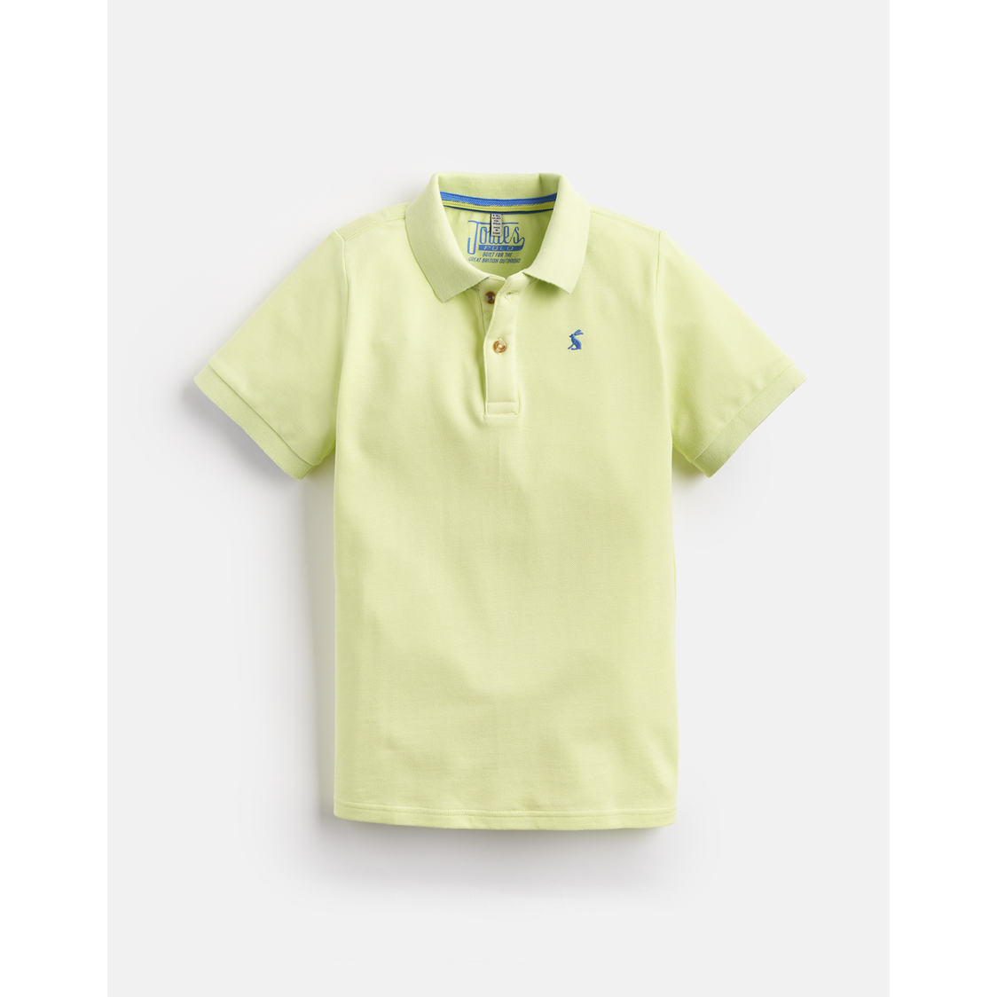 Woody Polo Shirt 1-12yr Lime