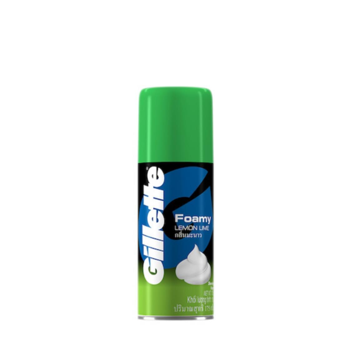 Foamy Shave Cream Lime 175ml