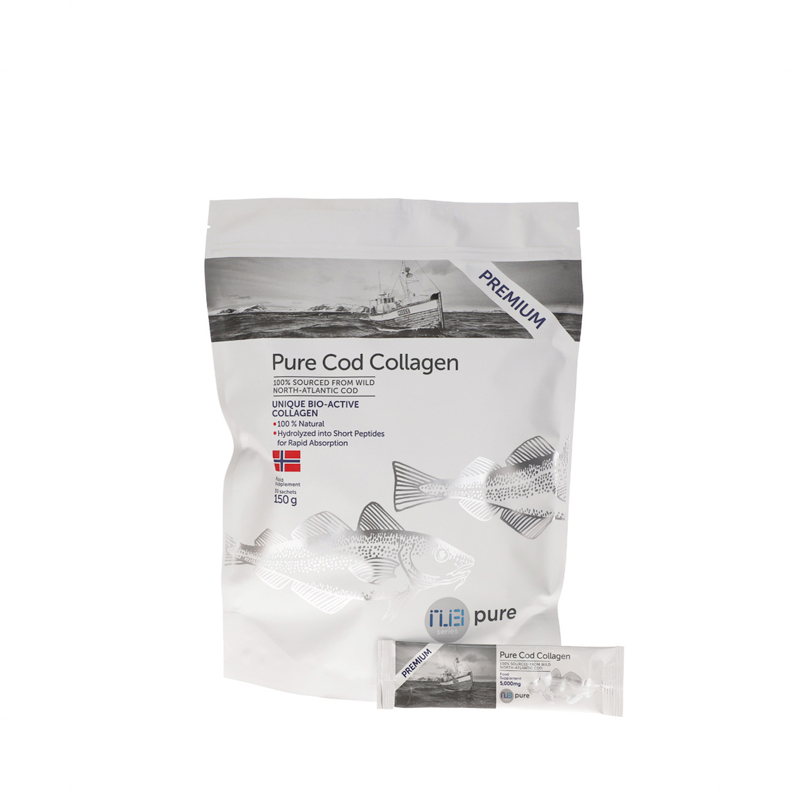 Nu3pure Premium Cod Collagen