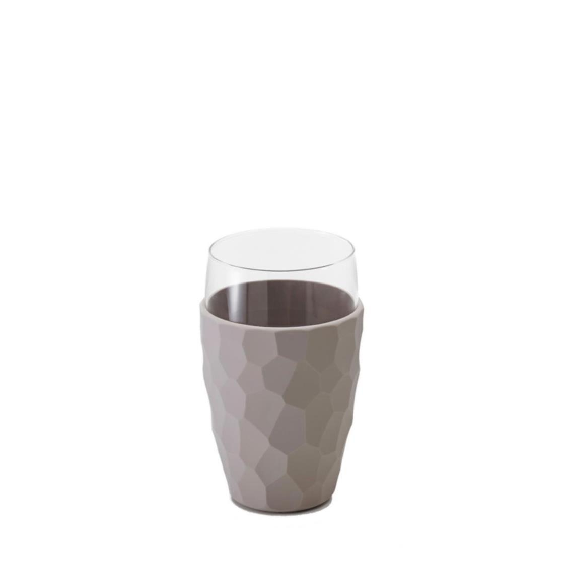 Grenade Tumbler Warm Grey 600mlTwin Pack Box of 2