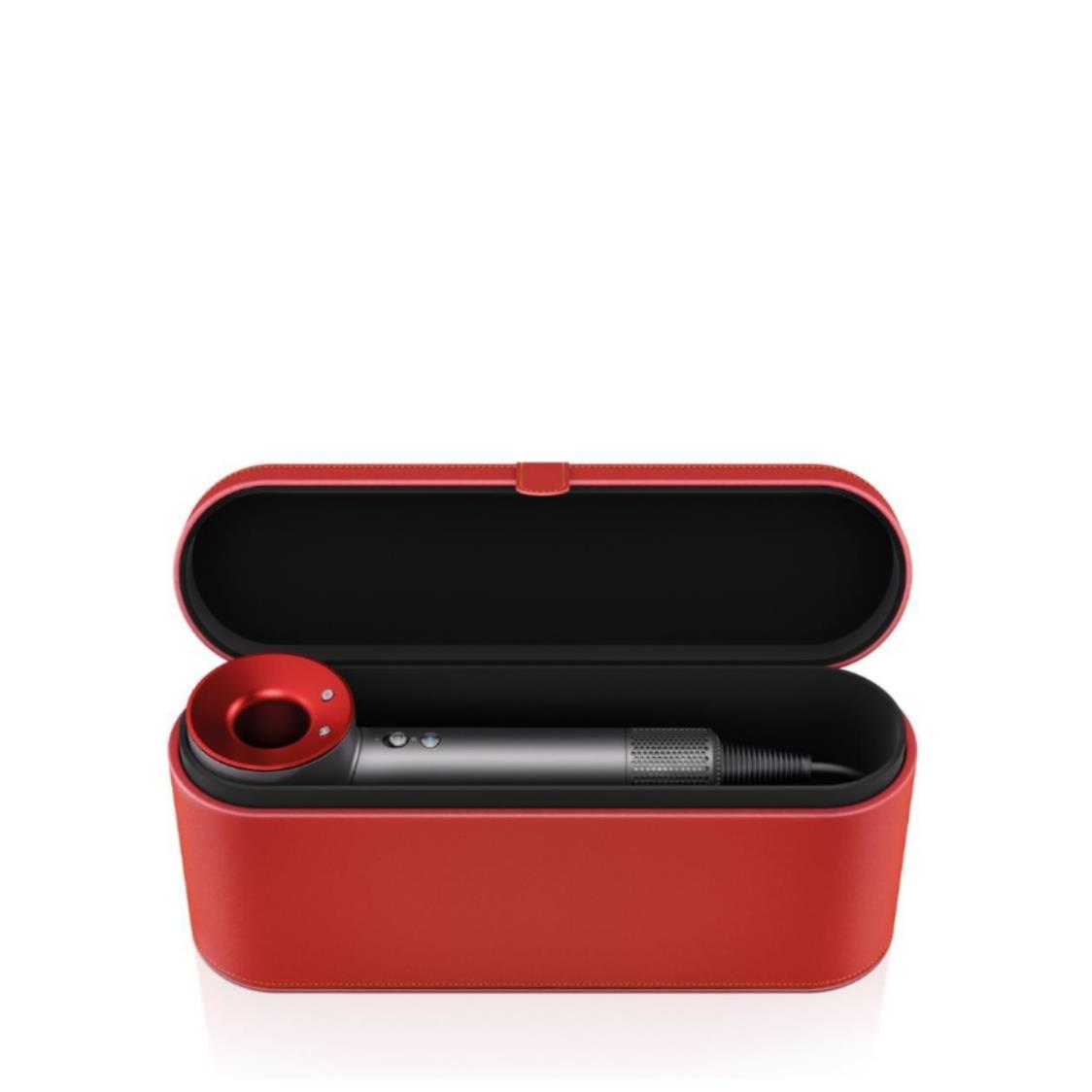 Dyson Supersonic IronRed with Red Case