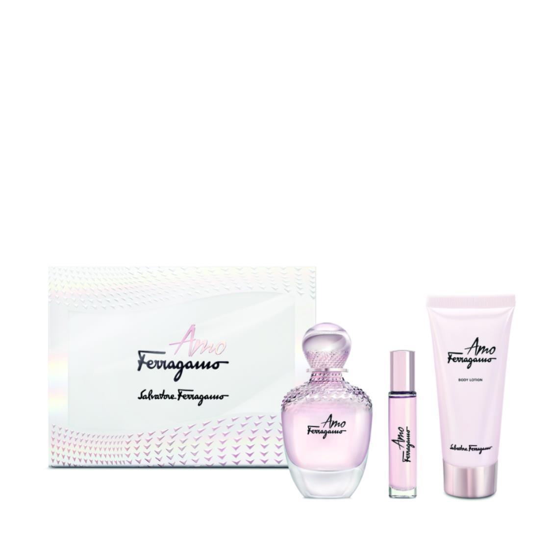 Amo Ferragamo EDP 100ml Kit