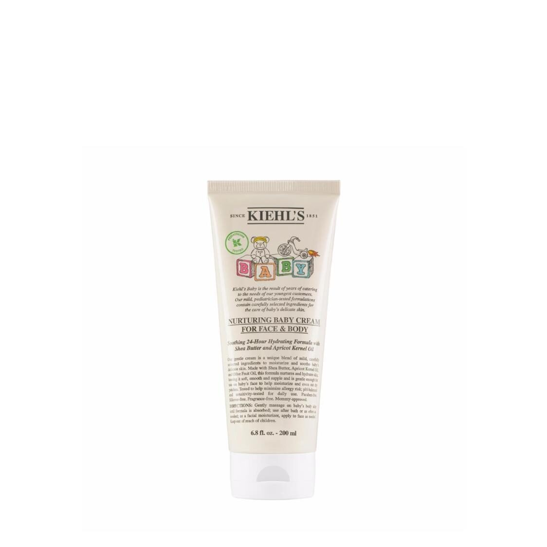 Nurturing Baby Cream For Face And Body 200ml
