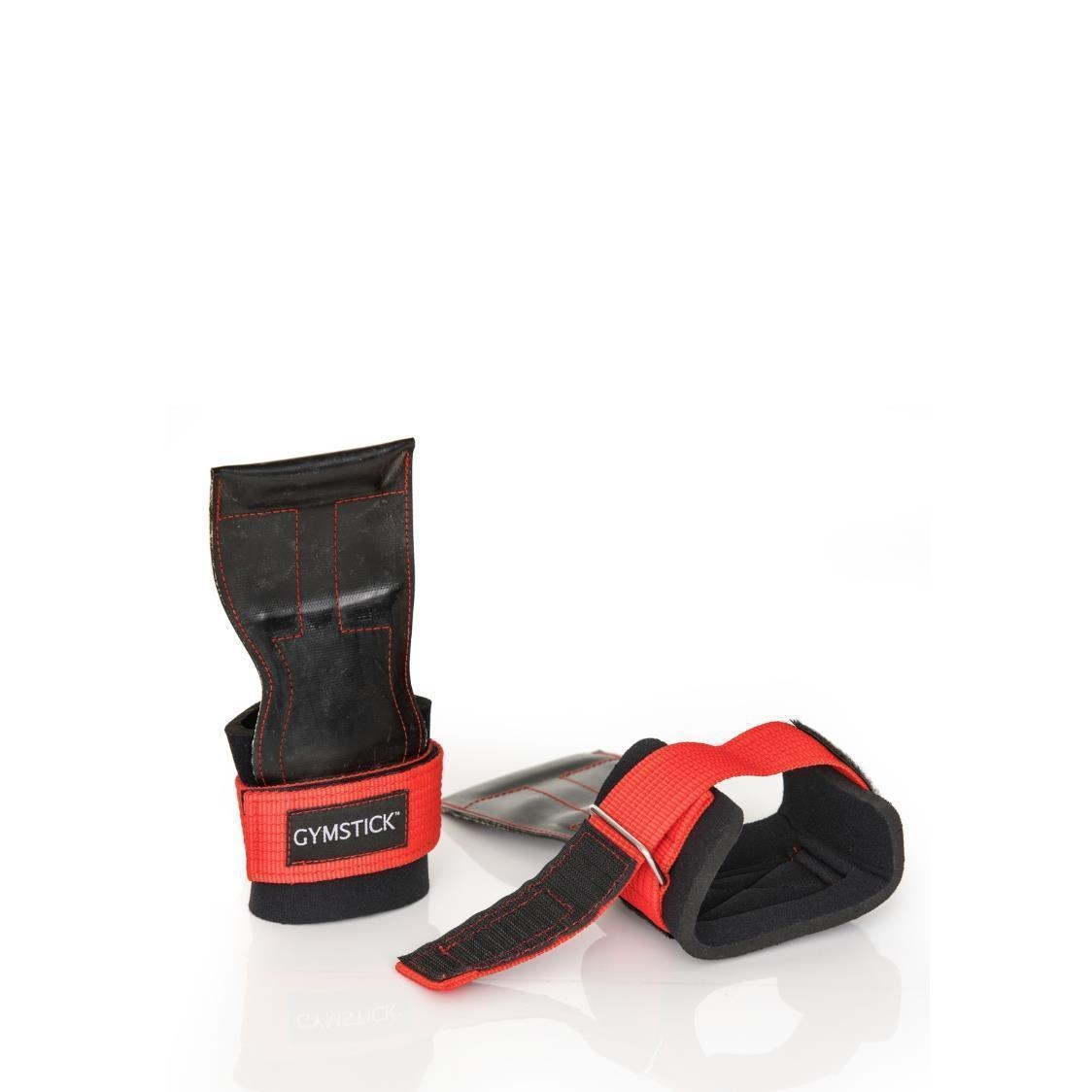 Lifting Grips Black-Red