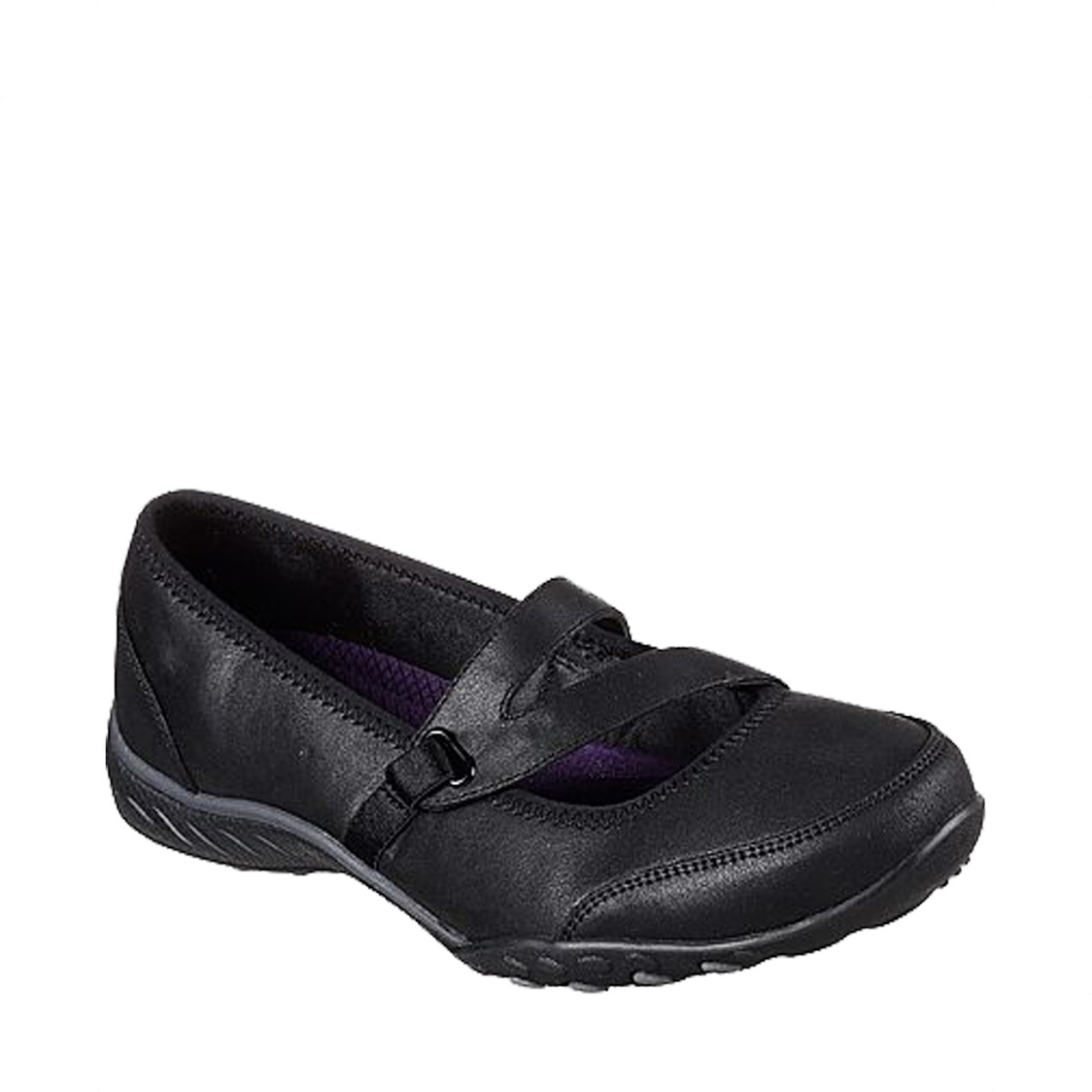 Relaxed Fit  Breathe Easy - Calmly 23209 - Black