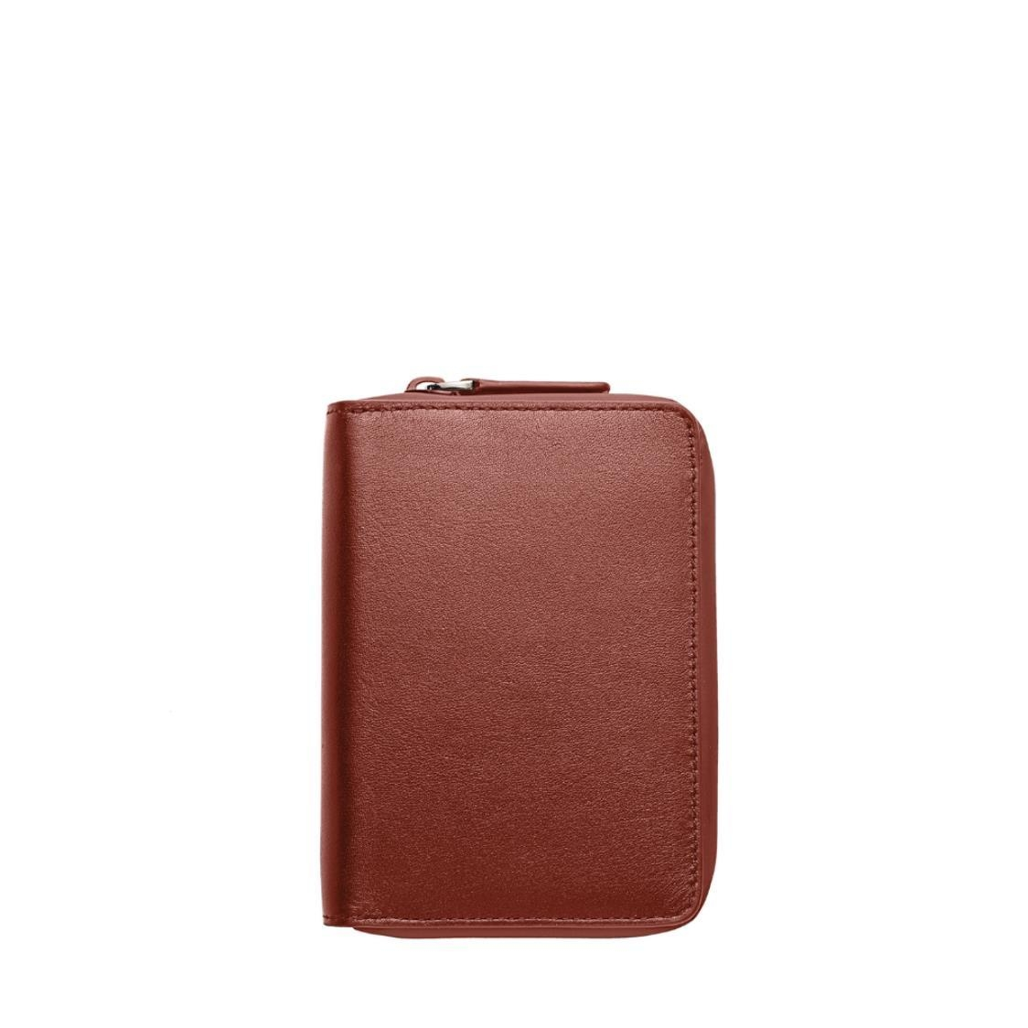 Ine Wallet - Cognac Leather