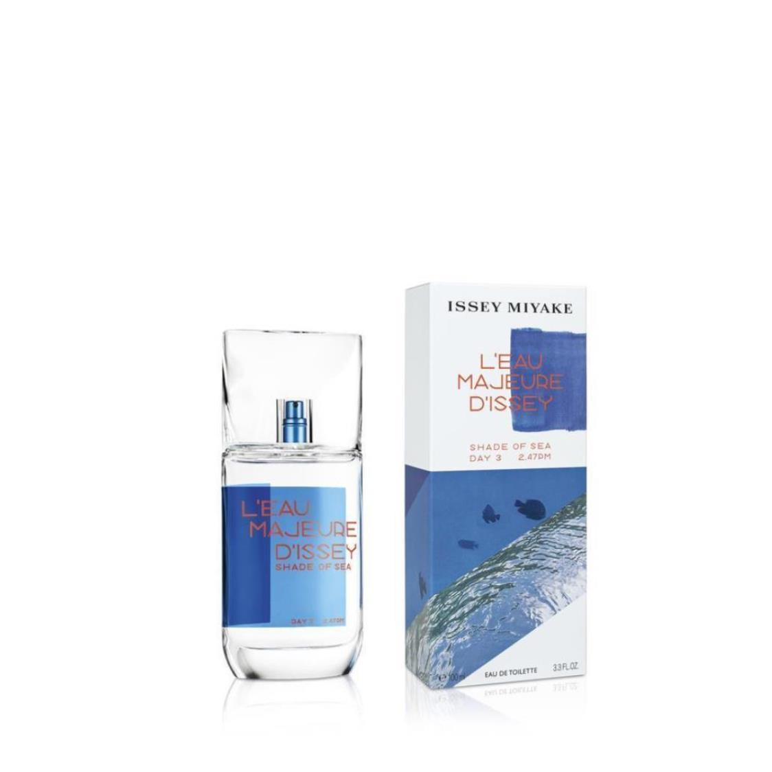Issey Miyake Leau Majeure Dissey Shade of Sea EDT 100ml