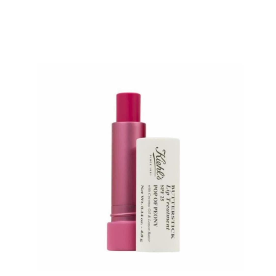 Butterstick Lip Treatment SPF25 in Peony