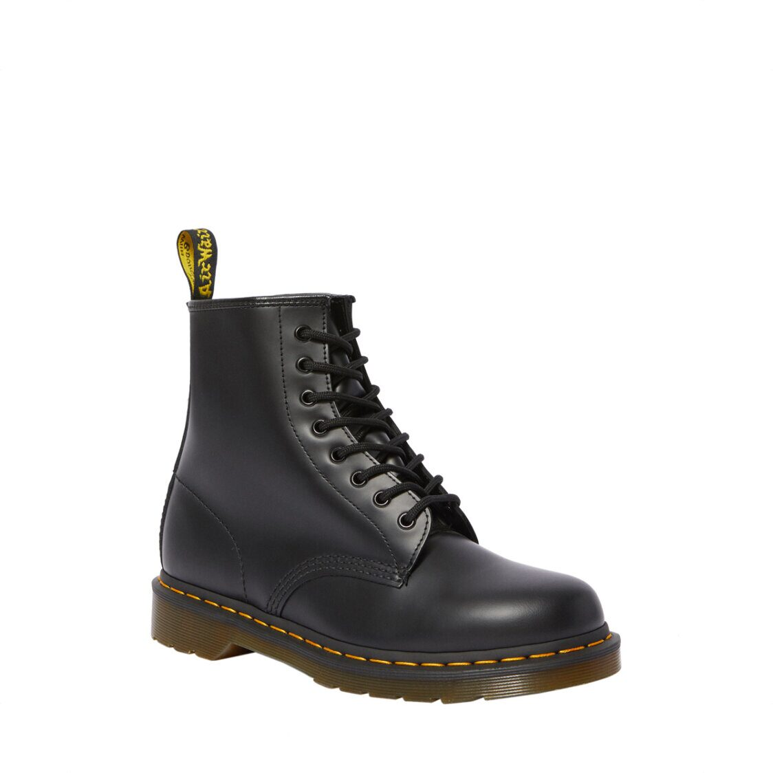 Dr Marten 1460 Smooth Leather 8 Eyelet Lace Up Boots