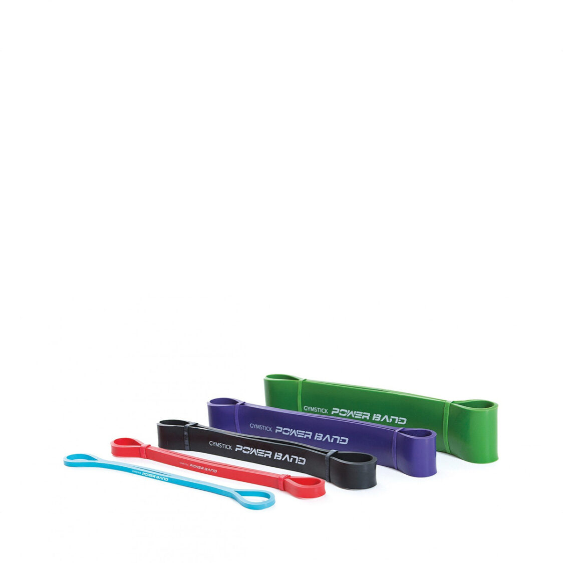 Gymstick Mini Power Band - Light  Red