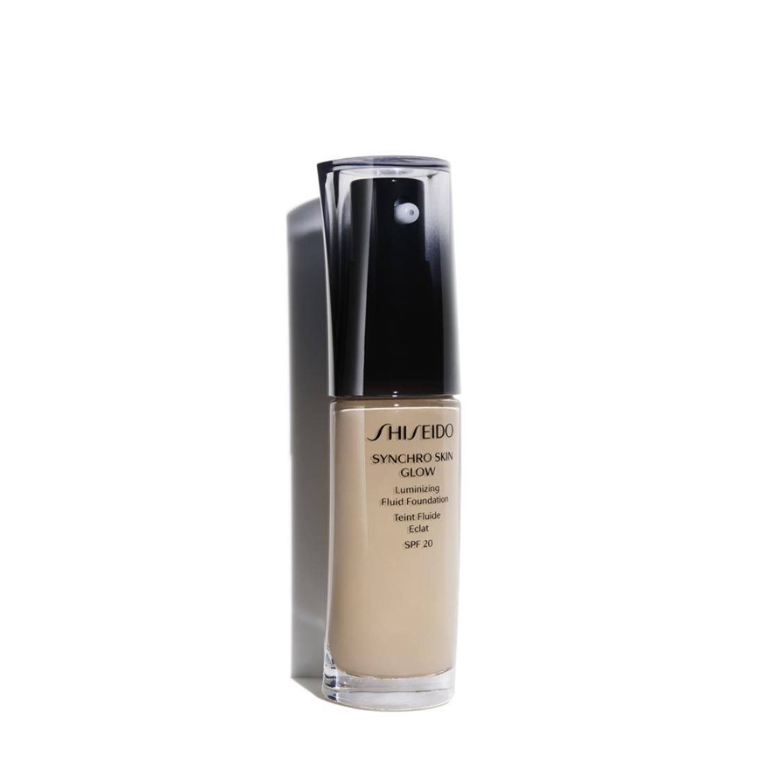 Makeup Synchro Skin Glow Luminizing Fluid Foundation 30ml