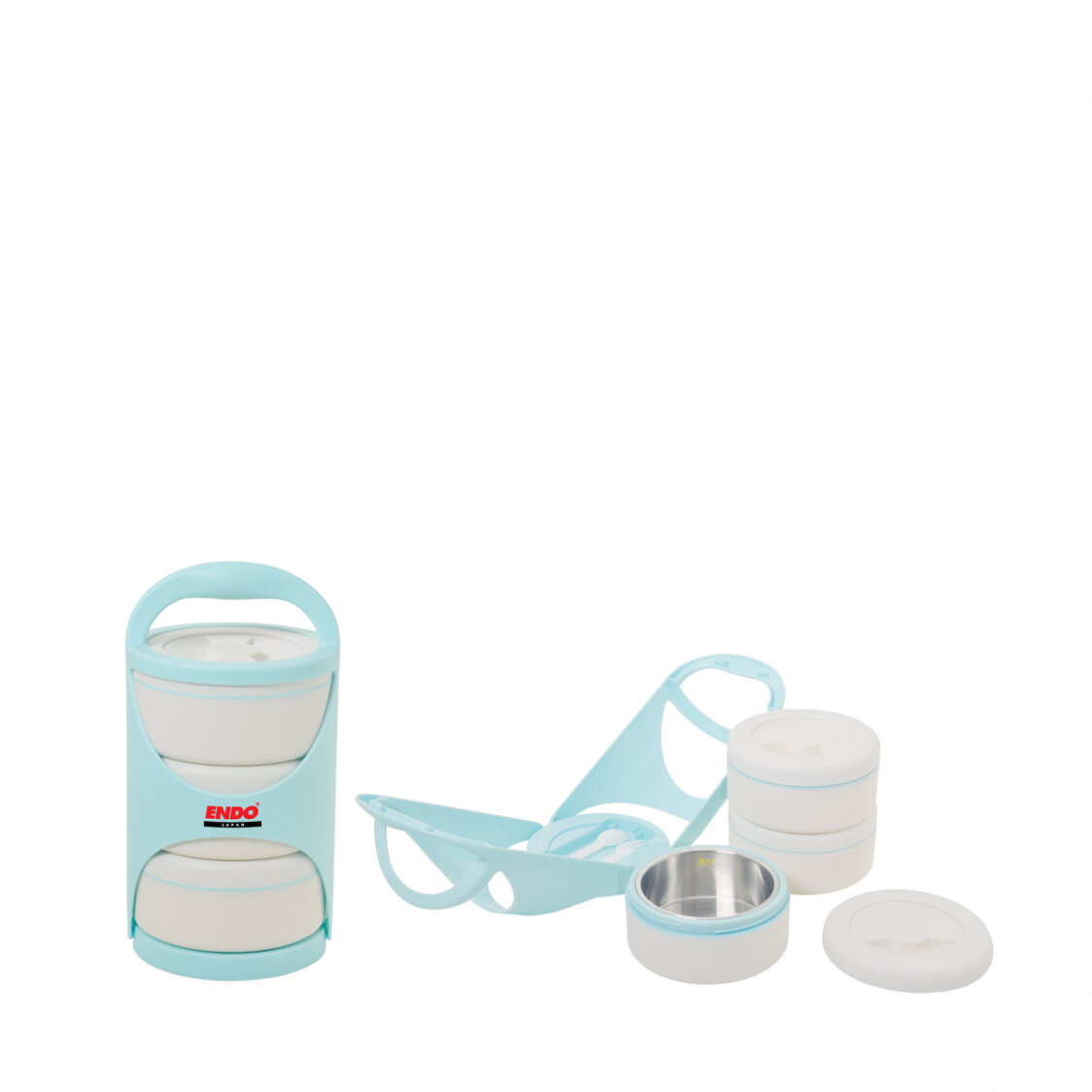 Endo 3-Tier Thermal Tiffin Carrier