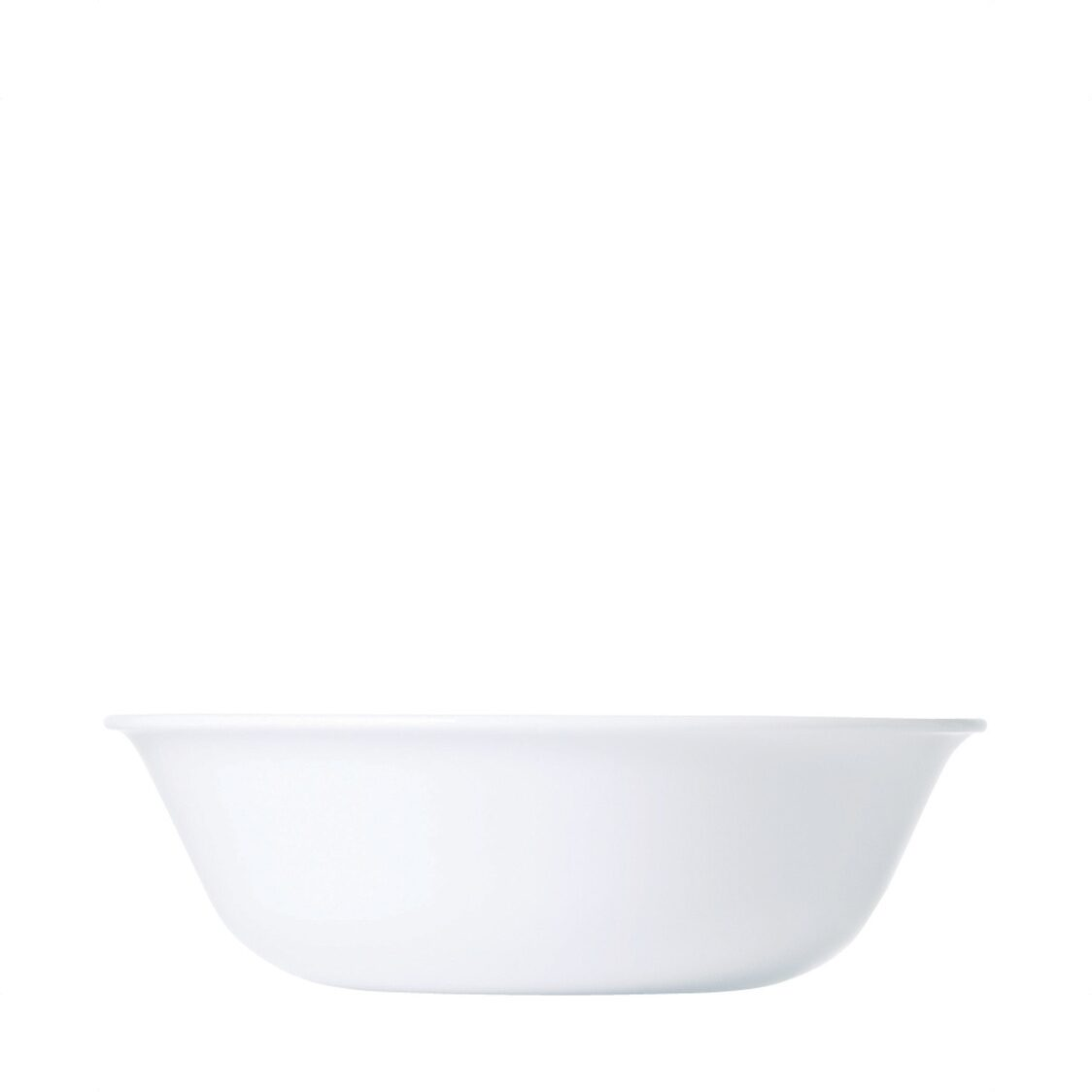 Soup Cereal Bowl Winter Frost White