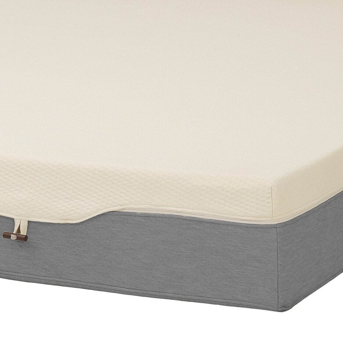 Slou Mattress 1S1 Light Grey