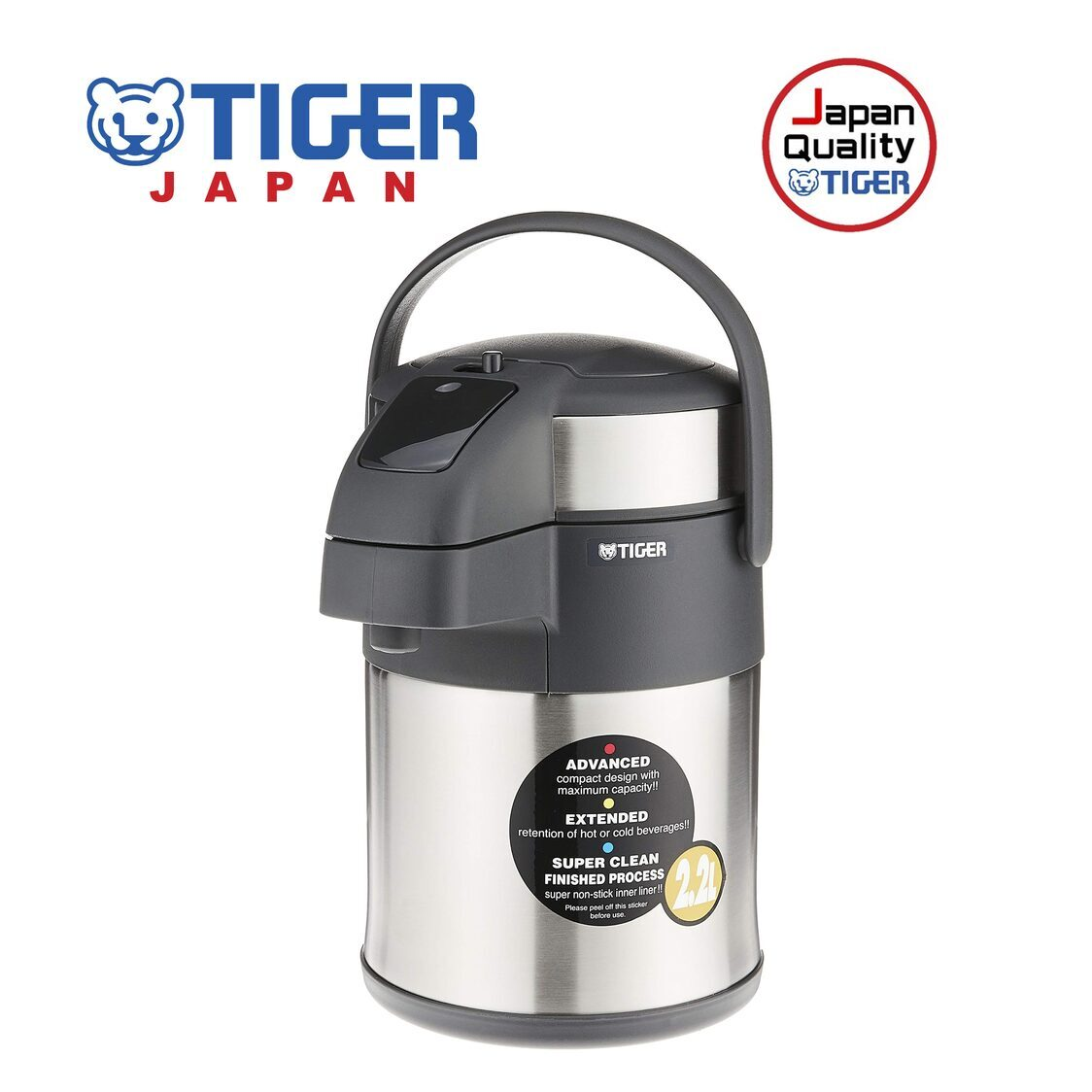 Stainless Steel Airpot MAA-A222 22L