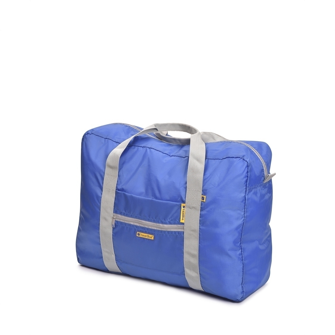 066 Foldable Carry Bag 30L Blue