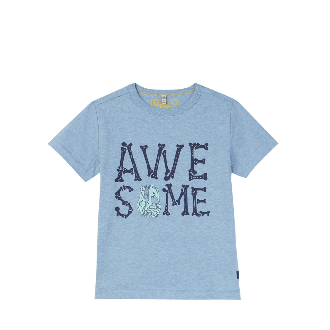 Castaway Glow In The Dark Blue Awesome T-Shirt 4-10 Years