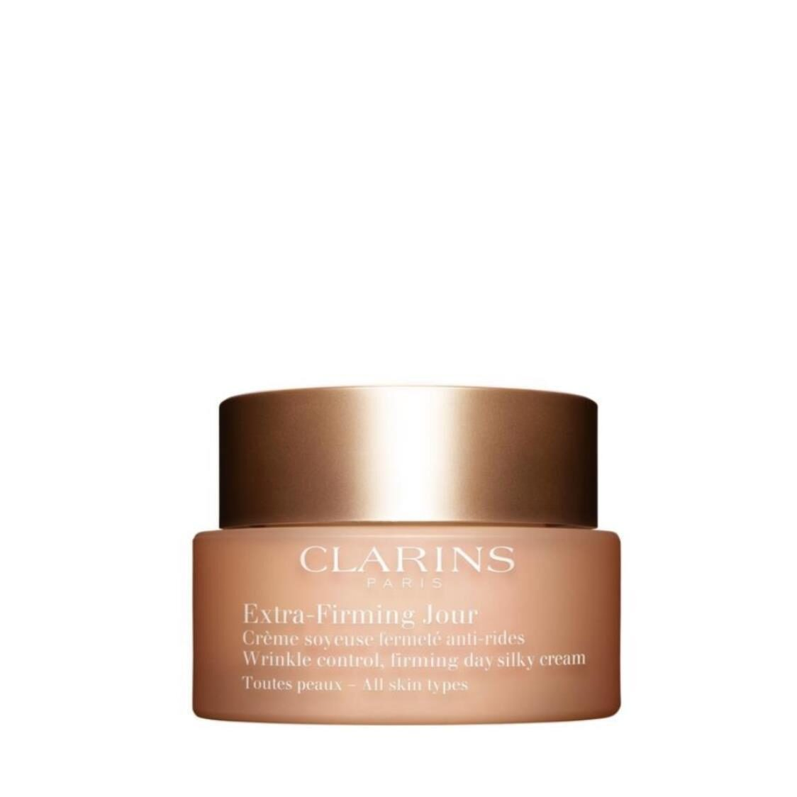 Extra-Firming Day Silky Cream for All Skin Types 50ml