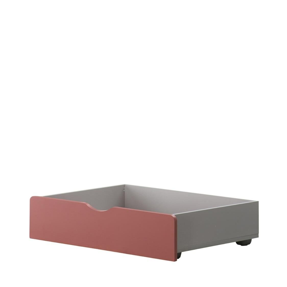 Iloom Tinkle Pop Bed Drawer KR Red