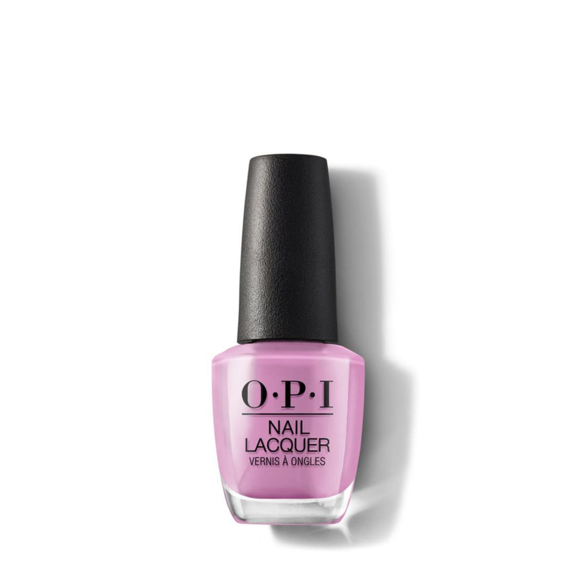 Opi Fall Collection 2018 Nail Lacquer Suzi Will Quechua Later 15ml