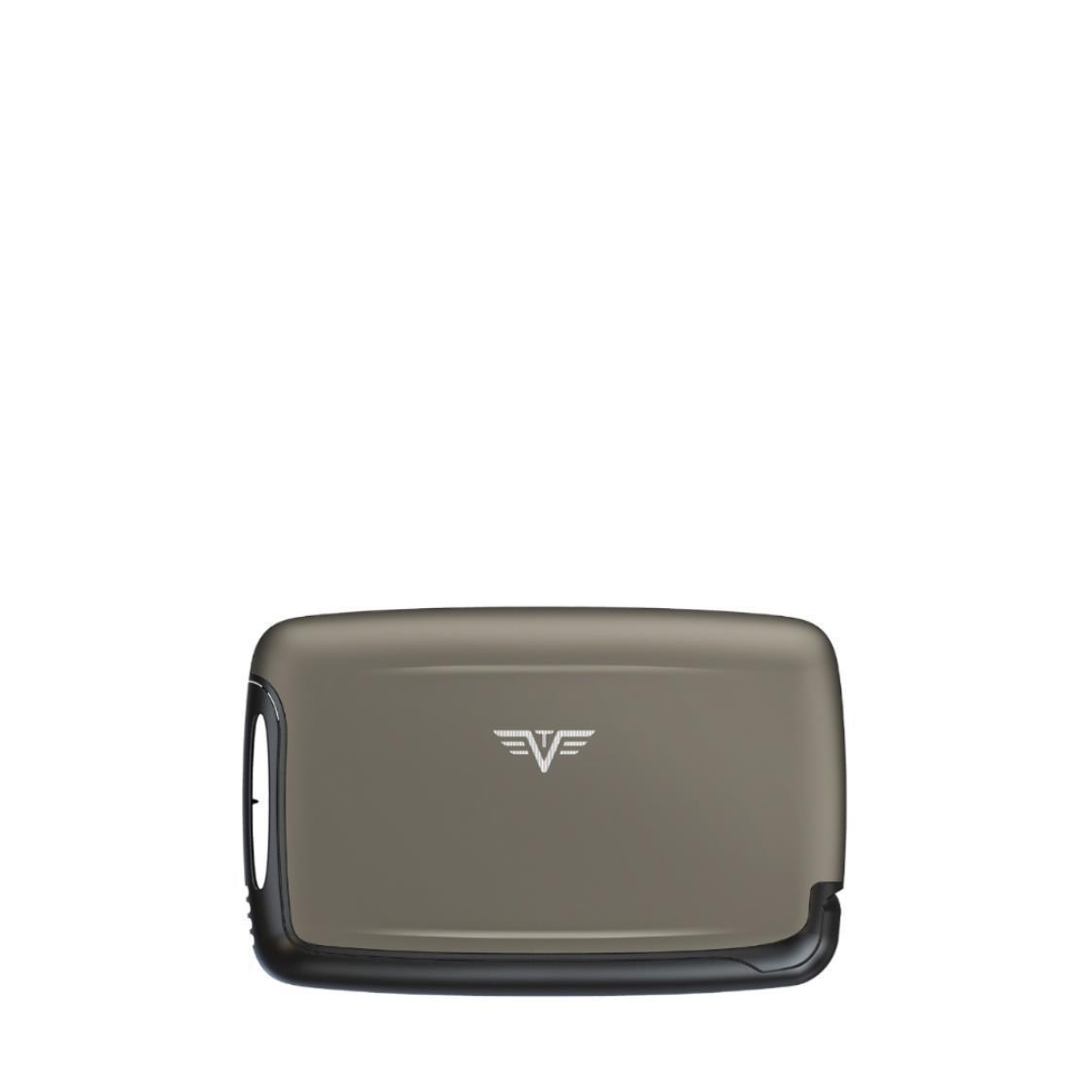 Card Case Silkline Grey